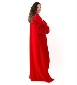 Giyilebilir Kollu Polar Battaniye