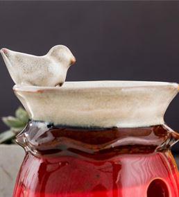 Relaxing Spa Aromalı Kuş Tasarımlı Dekoratif Buhur