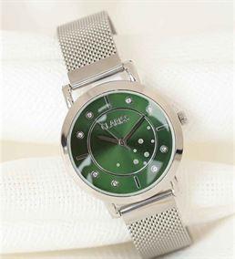 Silver Renk Kaplama Hasır Kordonlu Yeşil İç Tasarı