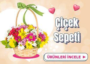 Anneler Günü Çiçek Sepeti Aranjmanları