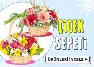 En Güzel Çiçek Sepeti Aranjmanları!