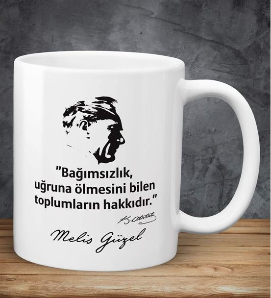Atatürk Bağımsızlık Sözlü Kupa