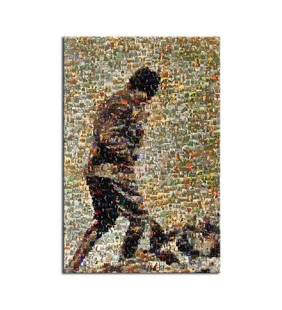 Atatürk Kocatepe Kanvas Tablo 35x50cm