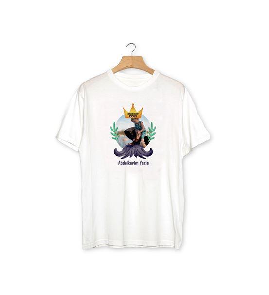 Babaların Kralı Kişiye Özel Fotoğraflı Tişört