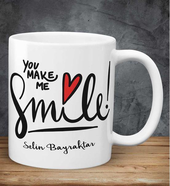 Beni Gülümsetiyorsun Kupa