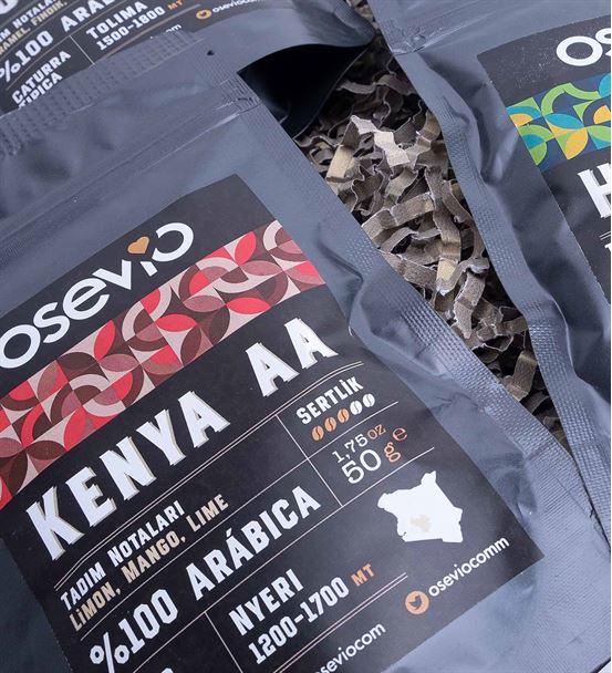 Dünya Kahveleri Hediye Kutusu 5 Ülke 5 Tat
