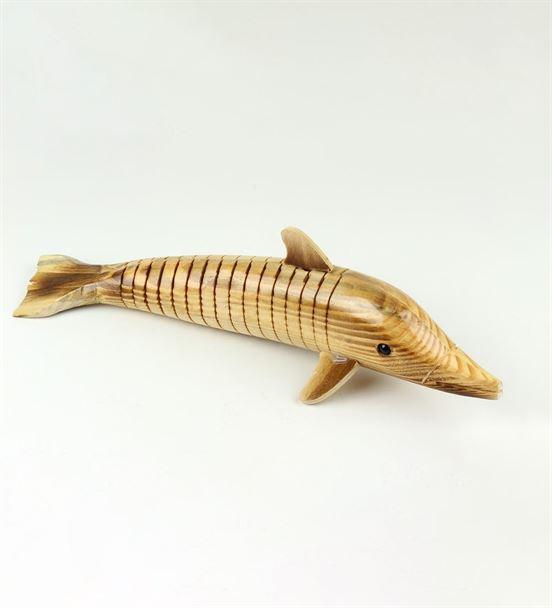 El Yapımı Ahşap Balık