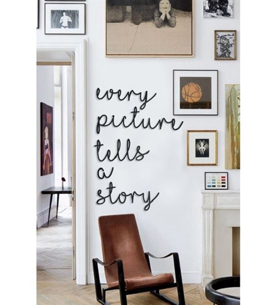 Every Picture Tells A Story Duvar Tablosu