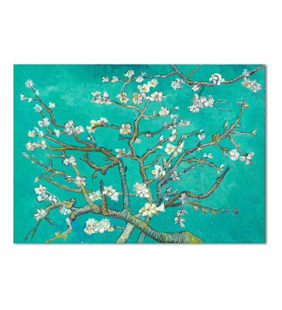 İlkbahar Kanvas Tablo 60x90 cm