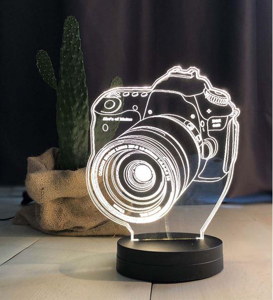Kamera Modeli Led Lamba