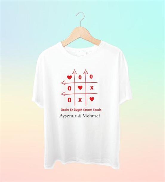 Kişiye Özel Baskılı Tshirt