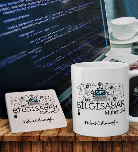 Kişiye Özel Bilgisayar Mühendisi Set