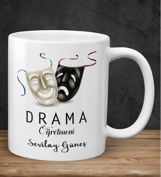 Kişiye Özel Drama Öğretmen Kupa