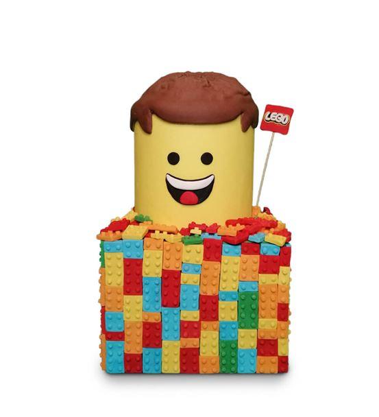 Lego Doğum Günü Pastası