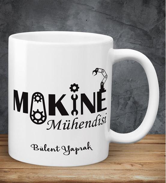 Makine Mühendisi Kupa