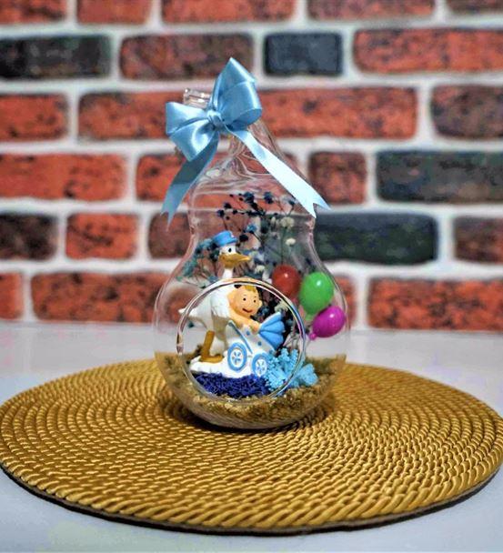 Mini Armut Leylekli Erkek Bebk-Yeni Doğn-Ebama0096