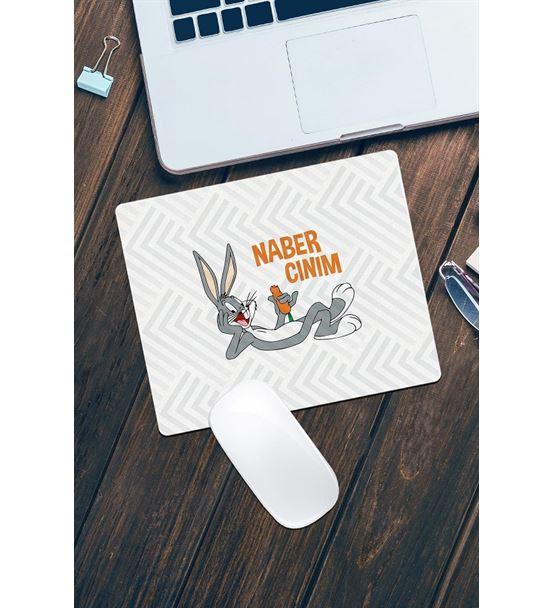 Naber Cınım Bugs Bunny Mousepad