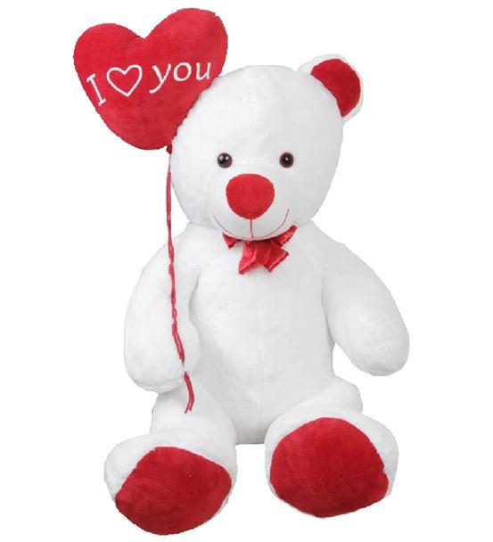 Özgüner 110 Cm Kalp Balonlu Aşık Bobo