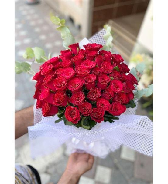 Red Whıte Güller