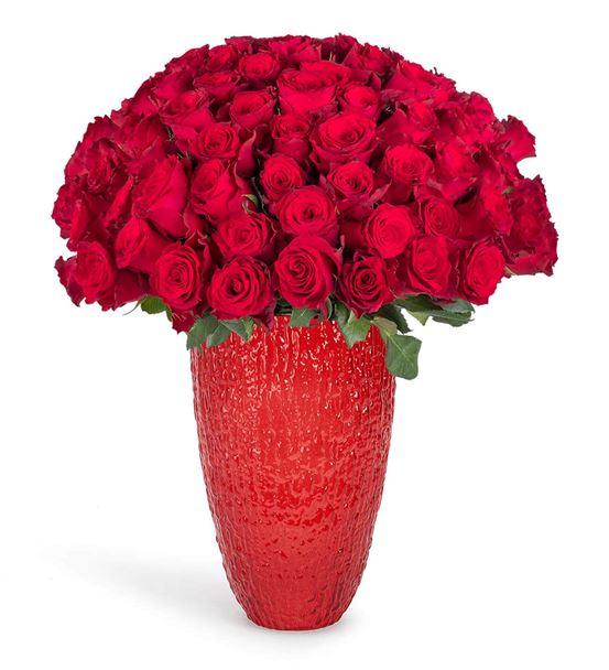 Sadece Sen 101 Kırmızı Güller