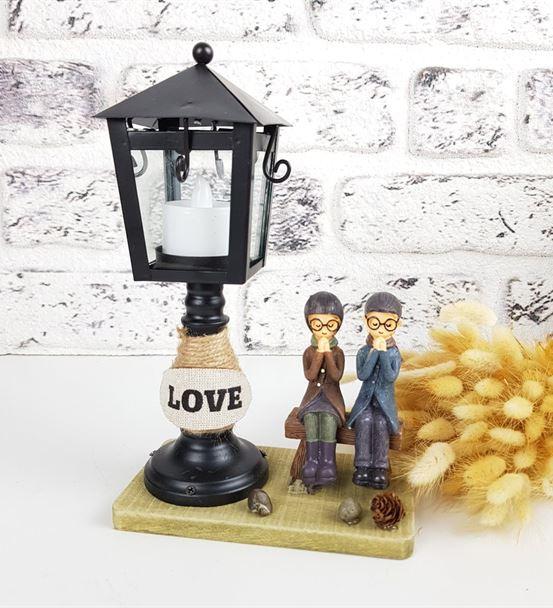 Sevgiliye Hediye Romantik Aşk Biblosu