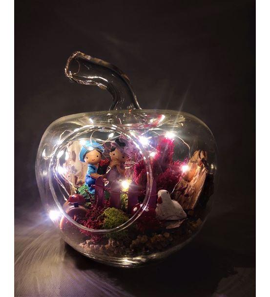 Süpriz Yapan Çift Işıklı Yıl Dönümü-Ebame0117