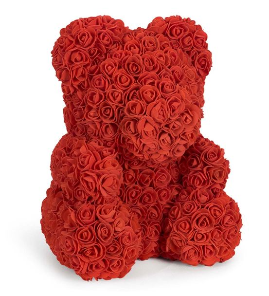 Teddy Bear Rose Kırmızı Solmayan Gül