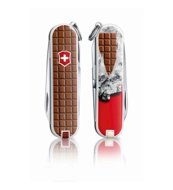 Victorinox 0.6223.842 Classic Chocolate Çakı