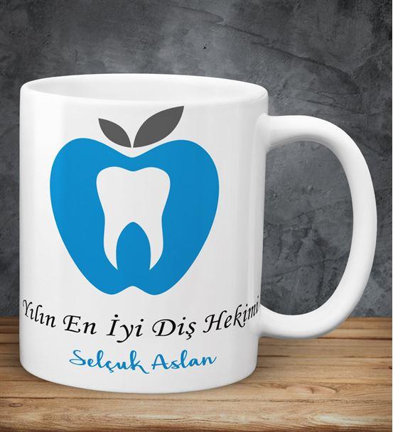 Yılın En İyi Diş Hekimi Kupası