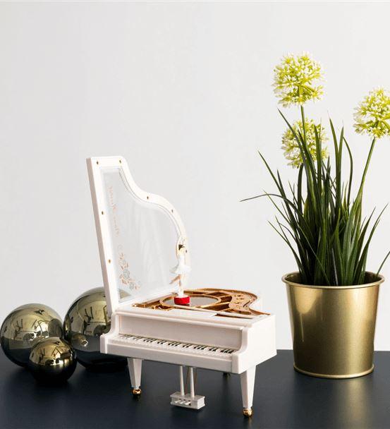 Balerinli Piyano Müzik Kutusu