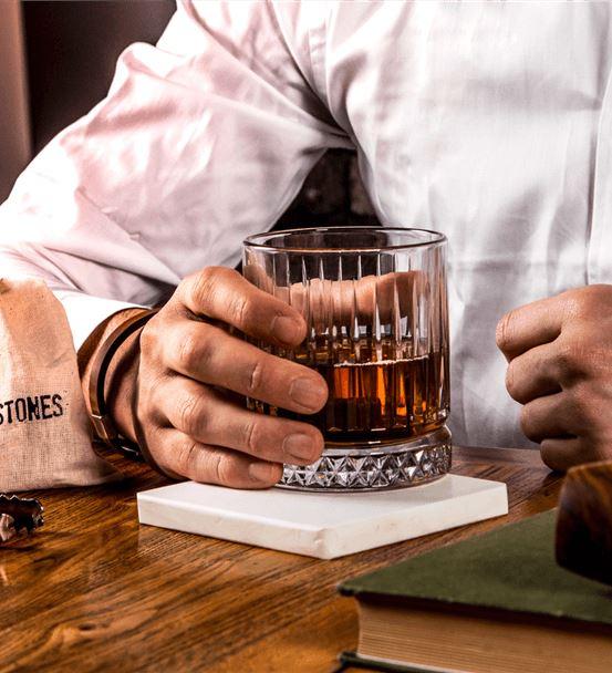 Erkek Sevgiliye Yıldönümü Hediyesi Glasgow Viski K