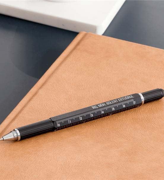 İsme Özel Çok Amaçlı Tükenmez Kalem