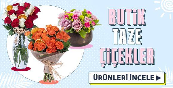 Butik Taze Çiçekler Hemen Tıkla!