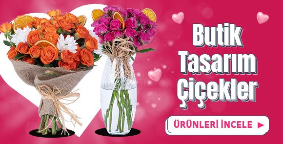Butik Taze Çiçekler